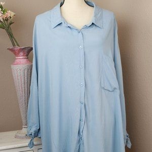 Woman Within Blouse Size 3X NWOT
